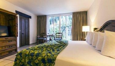 Superior vista jardín Hotel Krystal Puerto Vallarta Puerto Vallarta