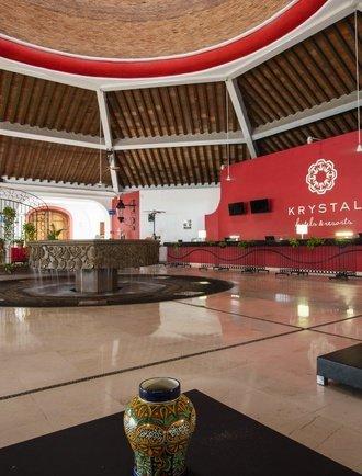 Hall Hotel Krystal Puerto Vallarta Puerto Vallarta