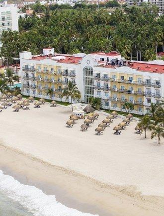 Fachada Hotel Krystal Puerto Vallarta Puerto Vallarta